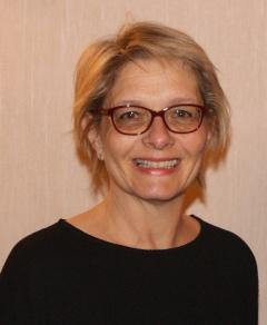Marion Gut  - Vorsitzende der KulturTafel Würzburg